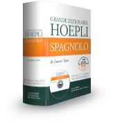 Automobile generatore indossare traduzione in spagnolo hoepli for Traduzione da spagnolo a italiano